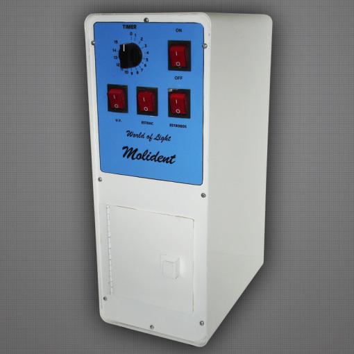 Maquina de fotocurado