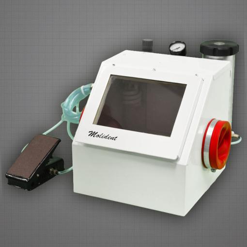 Micro arenador para porcelana 1
